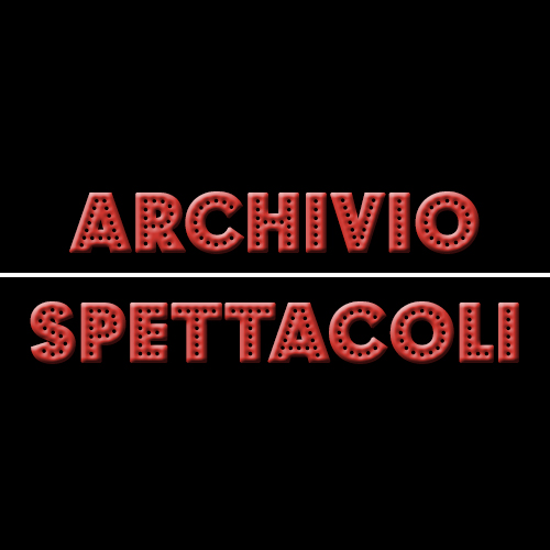 Archivio stagioni Teatrali